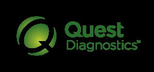Quest Diagnostics Legends Sponsorship Logo
