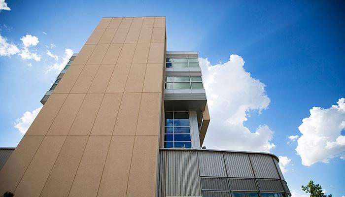 UNTHSC Met Building